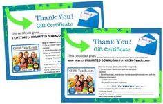 Looking for great gift to give to a homeschool mom or teacher to say THANK YOU? Look no further!