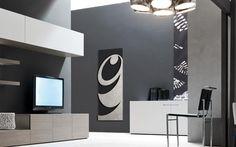 Radiateur / radiateur décoratif en aluminium FOGLIA D'ARGENTO by Termoarredo Design