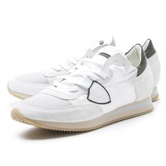 PHILIPPE MODEL PARIS | スニーカー/TROPEZ LOW UOMO | セレクトショップ通販 | モダンブルー本店 Sneakers, Modern, Blue, Shoes, Fashion, Tennis, Moda, Slippers, Trendy Tree