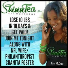 Opportunity Call Tonight! 10PM EST/ 7PM PST. Dial 559.726.1300 Code 493824# Text me after the call. 919.964.5262 Www.gotlcdiet.com/freeyaself  #SkinnTeaMovement #Project50K #ReinventYourself #WeWinning