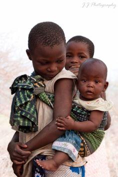 Children in Tanzania | © Javier Jaso by Eva0707