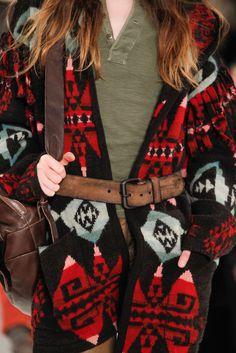 Polo Ralph Lauren, Autumn 2014 RTW details • Vogue US