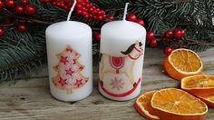 Vianočné sviečky