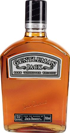 Jack Daniel's Gentleman Jack Rare Tennessee Whiskey $41.98 - Gentleman Jack's smooth character is a result of Mr. Jack's dedication to the old-time charcoal-mellowing method.   *Please note: Prices may be not be guaranteed. Please check our website, www.TheWineGuyLi.com for today's price. We promote specials with our SuperSaver card periodically. Subject to Inventory Depletion.*