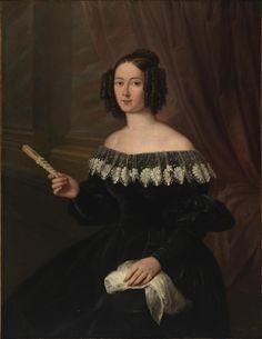 1838 Antonio María Esquivel y Suárez de Urbina - Pilar de Jandiola