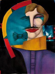 Richard Lindner.-