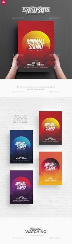 Spring Flyer Flyer template, Spring and Graphics - spring flyer template