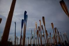 rowing gig oars up - Google Search