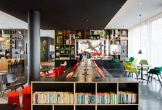 4 | Stylish Airport Hotel Celebrates The Golden Age Of Flying | Co.Design | business + design