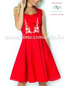 Formal Dresses, Red, Wedding, Fashion, Casamento, Moda, Formal Gowns, La Mode, Black Tie Dresses