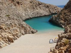 Camping  We also love crete as you can see on http://ferienwohnung-kreta.de/ and have some nice photos there!