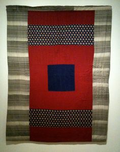 African-American quilt from Alabama - circa 1940, collection of Corrine Riley, photo by Alisa Krasnostein