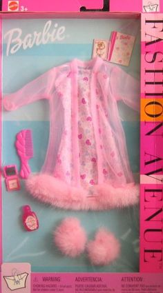 Barbie Lingerie Fashion Avenue Clothes w Faux Fur (2002) Barbie,http://www.amazon.com/dp/B001OI0SYU/ref=cm_sw_r_pi_dp_pwc3sb0GW94T36RG