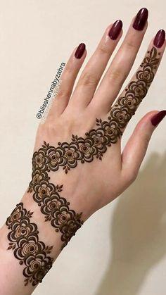 Dulhan Mehndi Designs, Mehandi Designs, Mehndi Designs Book, Mehndi Designs 2018, Mehndi Design Photos, Mehndi Designs For Fingers, Beautiful Mehndi Design, Mehndi Designs For Hands, Mehndi Patterns