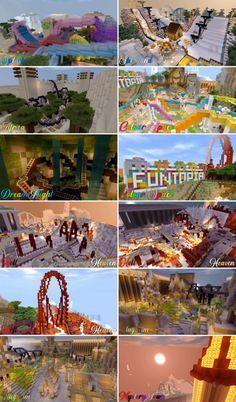Funtopia Park Roller Coaster Creation Map