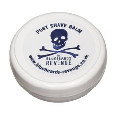 The Bluebeards Revenge Post Shave Balm 20ml Fragrance Direct are thrilled to introduce this quirky new range of excellent grooming products. The Bluebeards Revenge is a range of quality shaving and skincare products is aimed at the problem shav http://www.MightGet.com/may-2017-1/the-bluebeards-revenge-post-shave-balm-20ml.asp