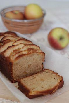 Bizcocho de manzana Healthy Recipes, My Recipes, Sweet Recipes, Cookie Recipes, Dessert Recipes, Favorite Recipes, Bread Recipes, Delicious Desserts, Yummy Food