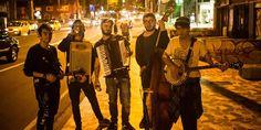 Bestiärio - Festival Centro 2016. Una banda conformada por cinco personajes provenientes de las escenas psychobilly, rockabilly, hardcore, punk y garaje ...