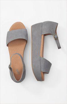 179ef4ae0991 Ankle-strap flatform sandals Espadrille Shoes