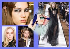 Make up 2017 : un occhio sulle sfilate | The Ugly Truth of V