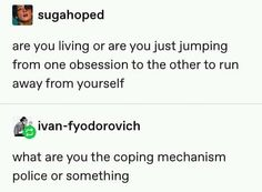 Post with 2819 votes and 117254 views. Tagged with funny, memes; All I have are memes Infp, Funny Relatable Memes, Funny Posts, Funny Quotes, Funniest Memes, Parejas Goals Tumblr, Maladaptive Daydreaming, Def Not, Stupid Funny