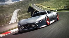 Mercedes-Benz AMG Vision Gran Turismo Racing for Gran Turismo 6