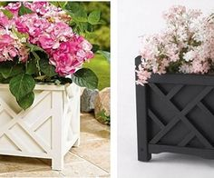 Buy or DIY: Outdoor Square Planters | Home Decor News