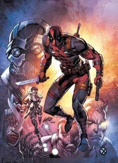 Marvel Deadpool: Bad Blood