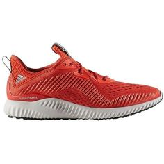 newest collection 11d91 1bbee Adidas Mens Alphabounce Lace-Up Running Sneakers (110) ❤ liked on  Polyvore featuring