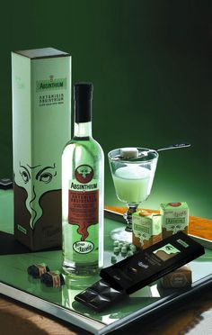 Cool absinthe pack