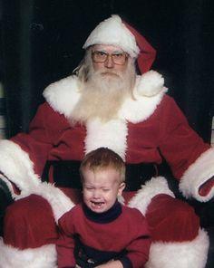 Santa the Punisher... ... ...  ...27 More Scary, Creepy Mall Santas!!