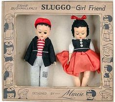 nancyishappy: these are actual nancy dolls