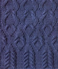 Knitting Stitch Patterns | Rahymah Handworks