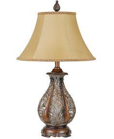 Crestview Table Lamp, Maggie