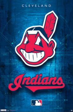 Cleveland Indians Logo 2011 Posters at AllPosters.com