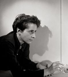 Hannah Arendt, New York 1944