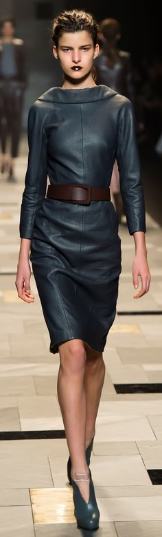 Trussardi Collections Fall Winter 2015-16 collection