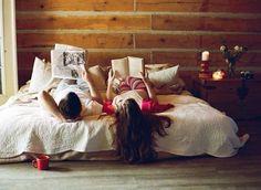 Hang Out Captures - Engagement Photo Ideas That Won't Make You Cringe - Photos