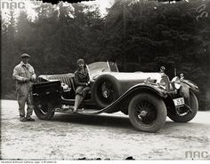 1930 Austro-Daimler by kitchener.lord, via Flickr
