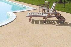 Pavimenti per esterni - Luserna beige Formati: 15x30, 15x15 9,90 €/mq (tasse escl.)    http://www.italiangres.com/it/46-pavimenti-per-esterni