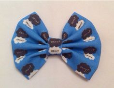 Maybe okay will be our always. -Augustus Waters in The Fault In Our Stars by John Green    This hair bow is a must have for any TFIOS fan! Wear it to $7 want: 7/10