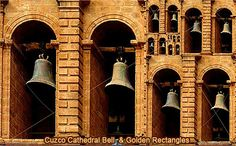 Cathedral of Cuzco Bell and Golden Rectangles. Peru, Cathedral, Spaces, Travel, Turkey, Viajes, Cathedrals, Destinations, Traveling