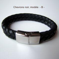 161cbe08842 Bracelet de cuir