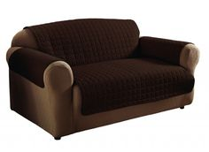 Innovative Textile Microfiber Sofa Furniture Protector, Chocolate - - Product Description: Microfiber Furniture Protector, New and Improved, Protects Furniture from kids, Couch Arm Covers, Best Sofa Covers, Sectional Couch Cover, Couch And Loveseat, Leather Loveseat, Couch Cushions, Seat Covers, Sofa Set, Patio Furniture Covers