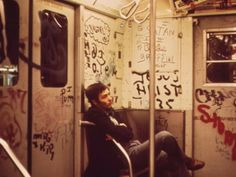 IN PICTURES: What The New York City Subway Was Like In 1973