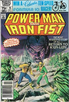 Power Man and Iron Fist #75