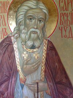 Преподобный Серафим Саровский / Saint Seraphim Of Sarov