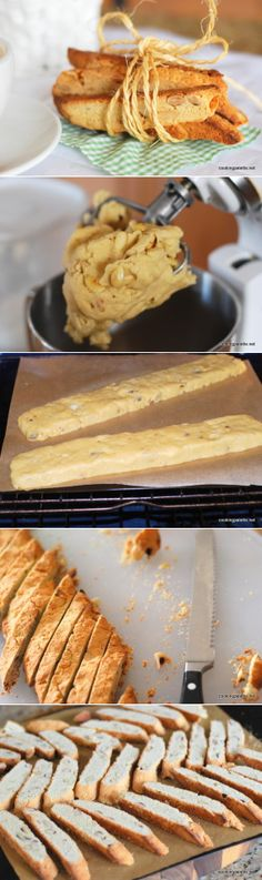 Итальянские бискотти, или кантуччини - Нина Фомина, Cooking Palette » Cooking Palette