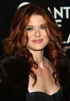The 6 Shades of Red Hair: Which Specific Color Are You? |  How to be a Redhead #DebraMessing