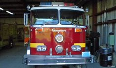Used Fire Truck: 1980 Seagrave All Wheel Drive - for sale at Firetec Used Apparatus Sales (PE-11313)